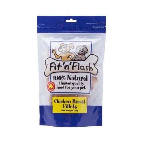 FitnFlash Chicken Breast Fillet Treats