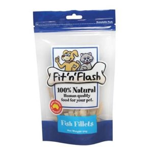 Fit'n'Flash Fish Fillet Treats