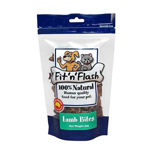 Fit'n'Flash Lamb Bites