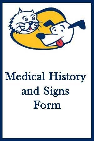 Medical History Form